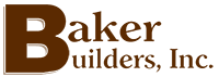 Baker Builders Inc Logo